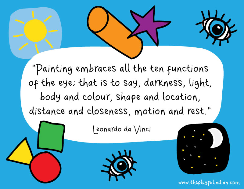 make time for art quote