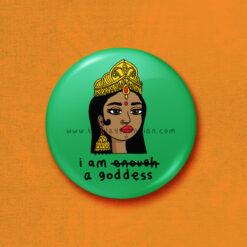 i am goddess accessory