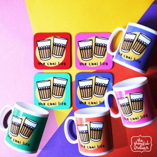 chai life mug