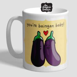 Baingan Baby Mug