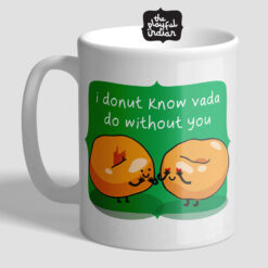 I Donut Know Vada Do Mug