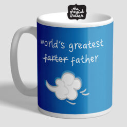 World's Greatest Farter Mug