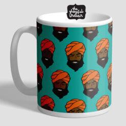 mr singh mug