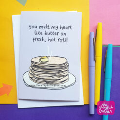 roti greeting card