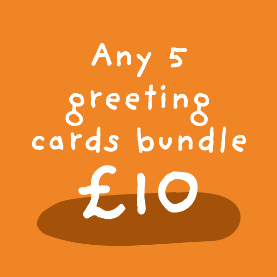 Any 5 Greeting Cards Home Bundles