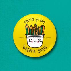 okra fries accessory