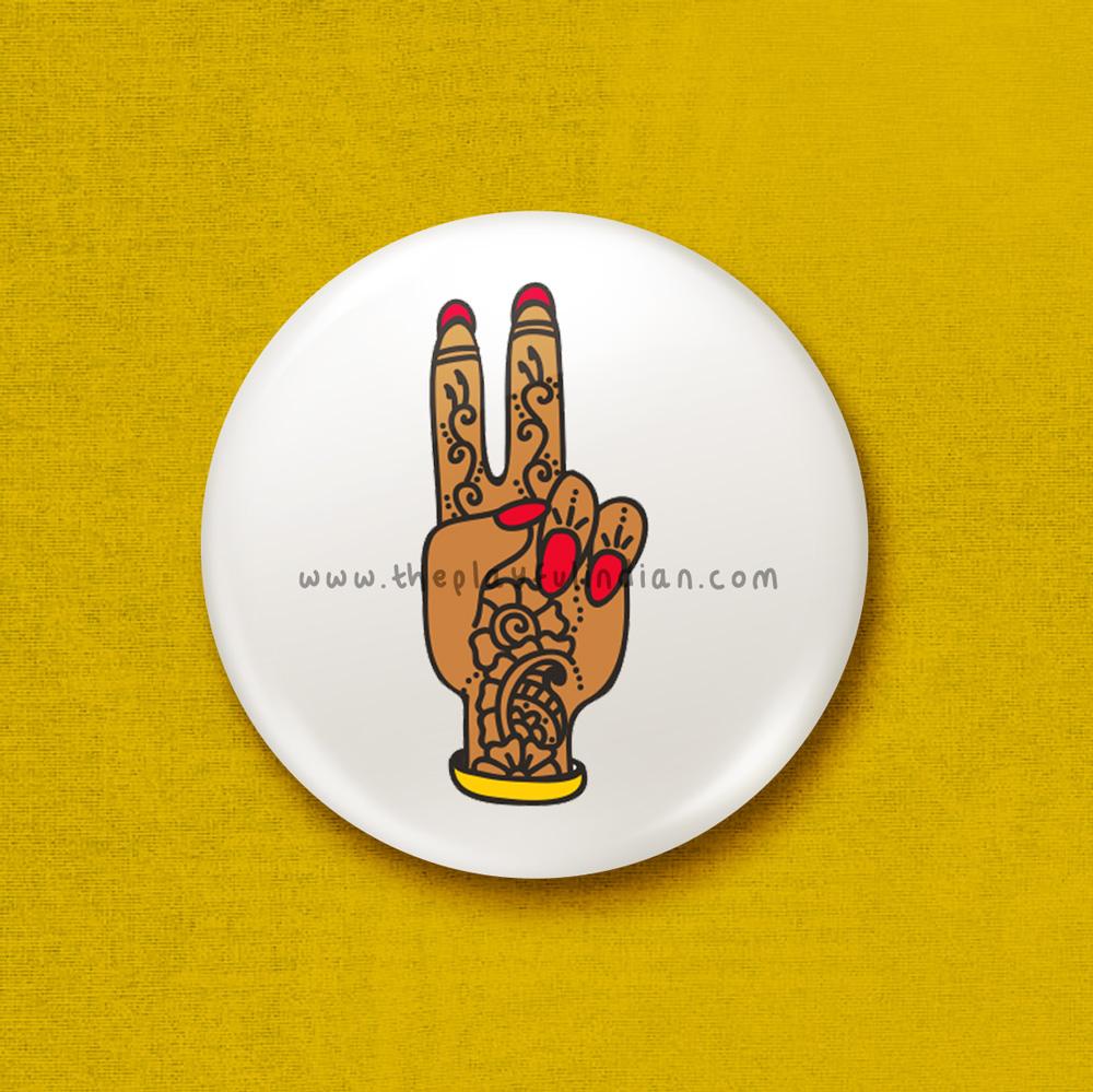 peace accessory
