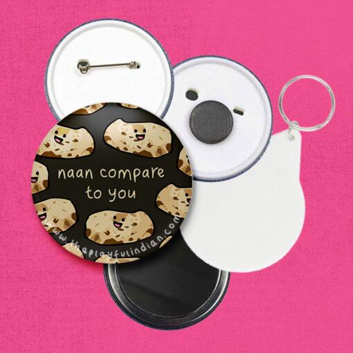 naan compare accessory
