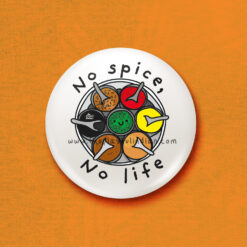 no-spice-no-life accoessory