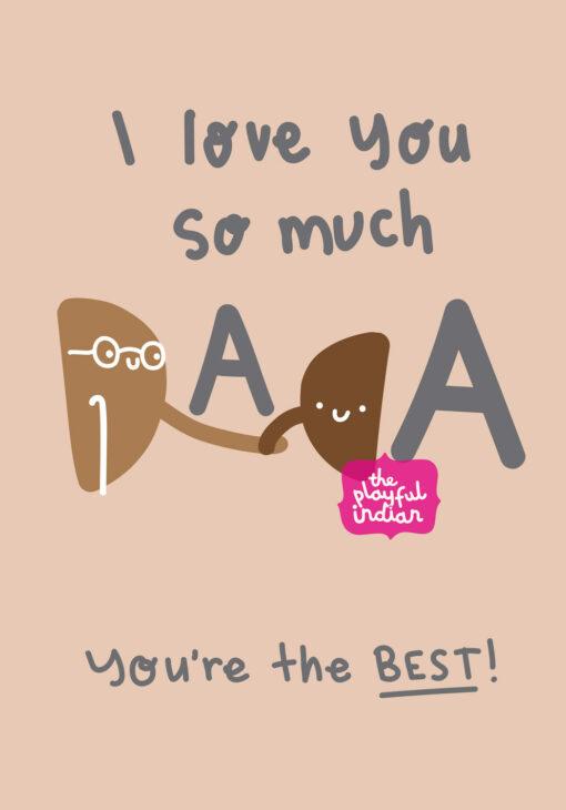 love you dada
