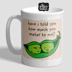 You Matar To Me Mug