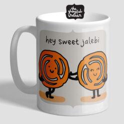 sweet jalebi mug