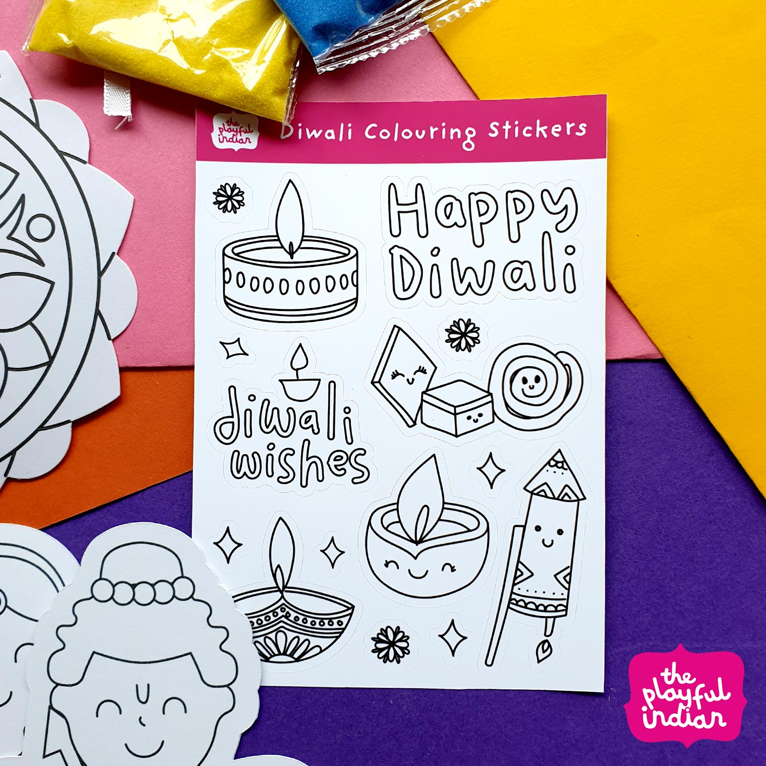 diwali activity pack small