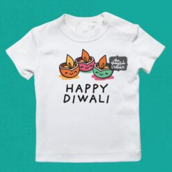 happy diwali tee
