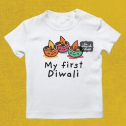my first diwali tee