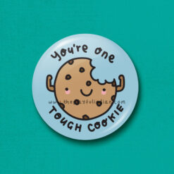 one tough cookie accessory