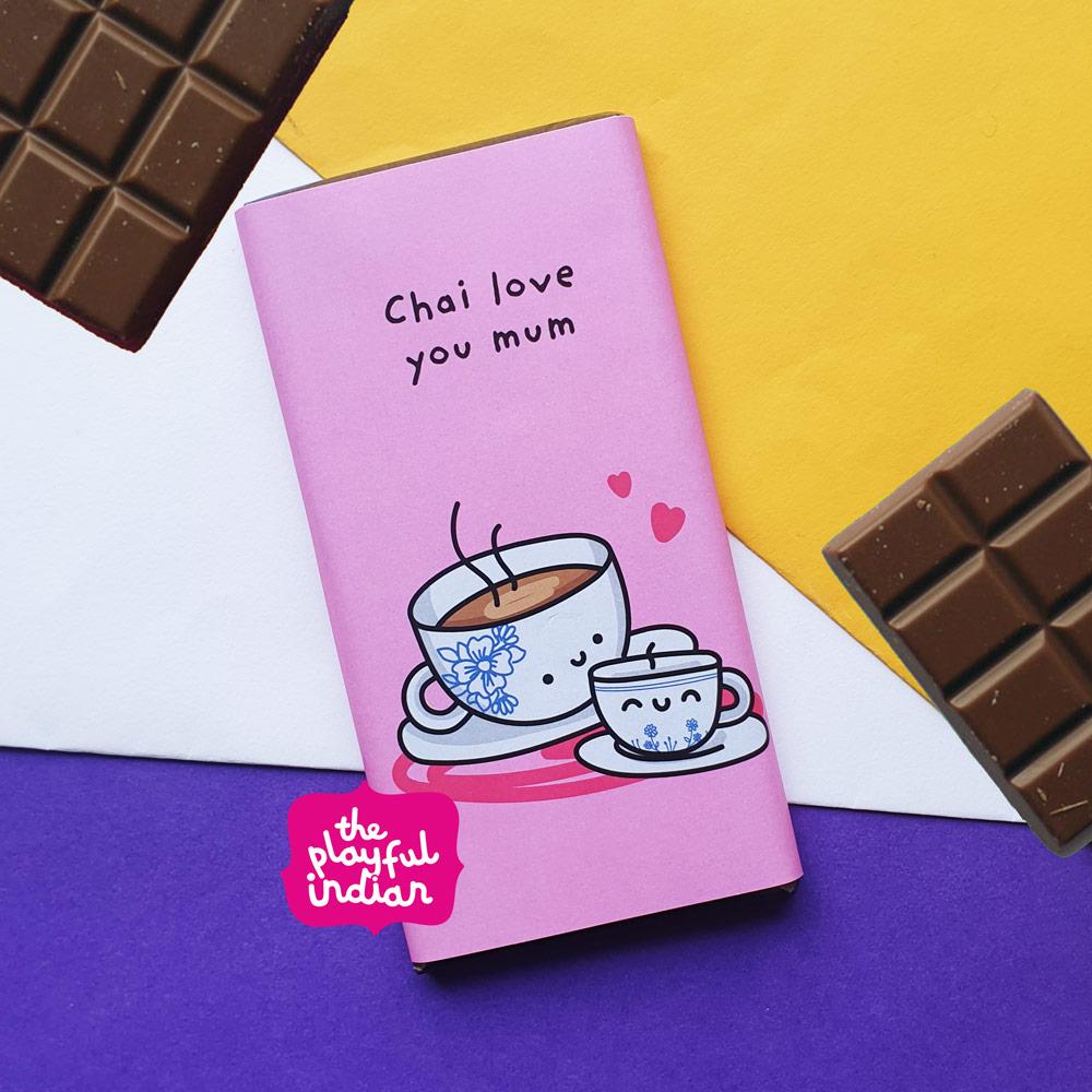 mum chocolate
