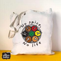no spice no life