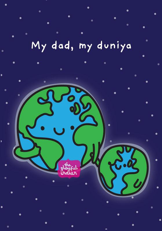 my dad my duniya