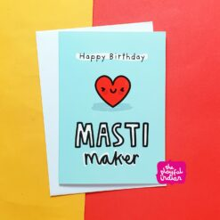 desi indian asian baby greeting card