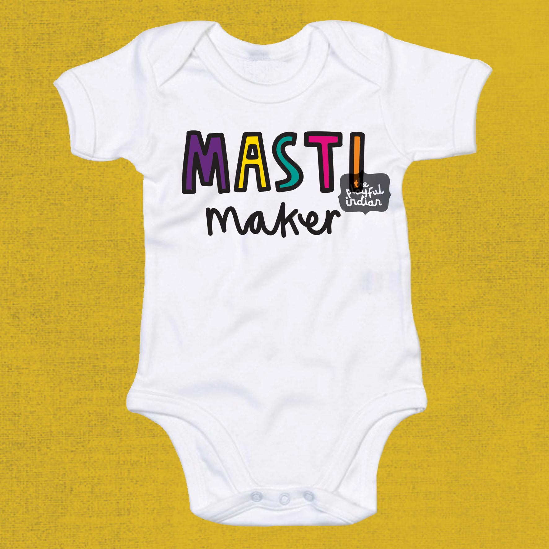 masti maker kids/baby clothing