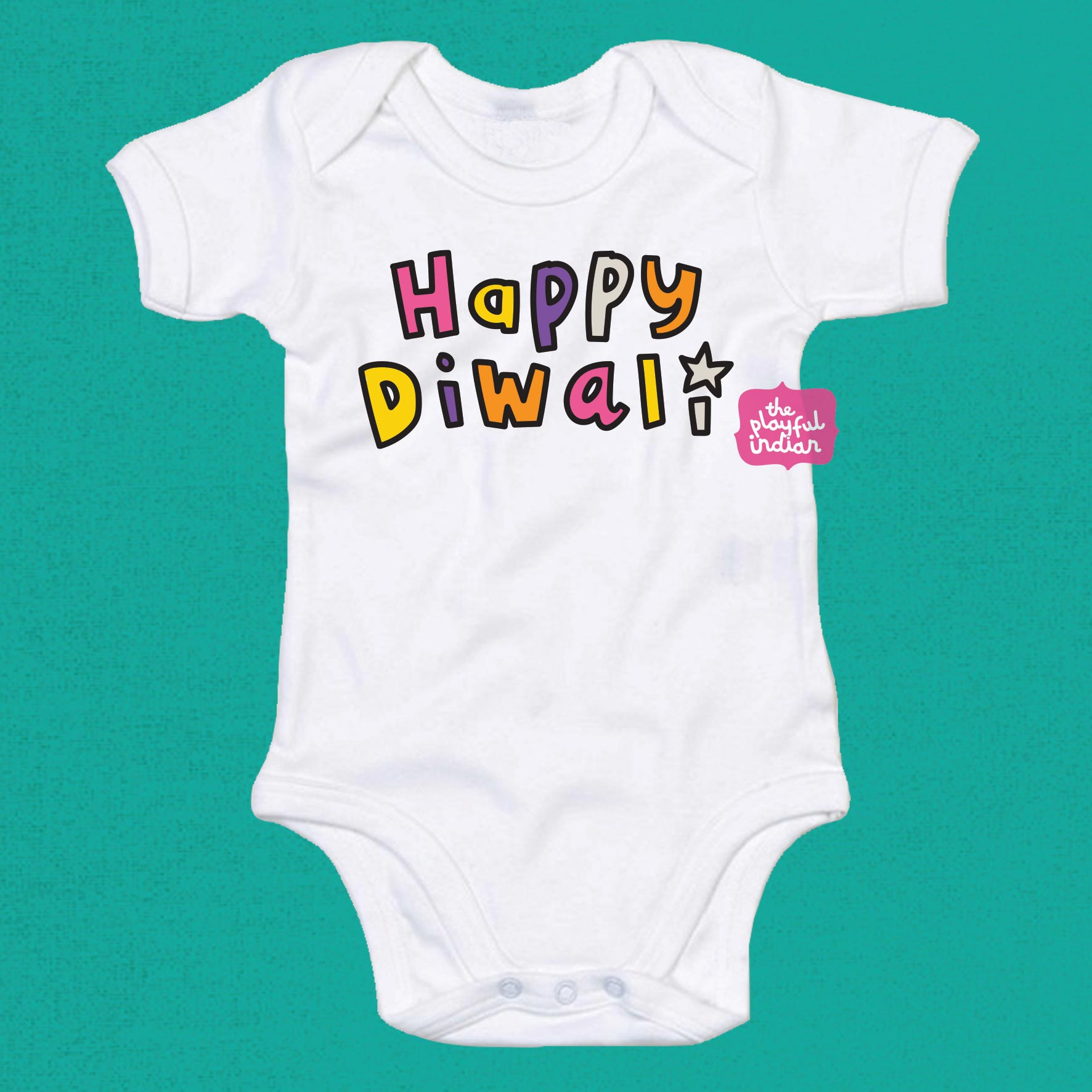 Diwali babygrow