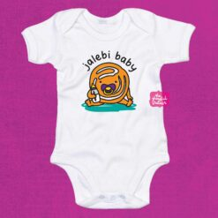 jalebi baby babygrow