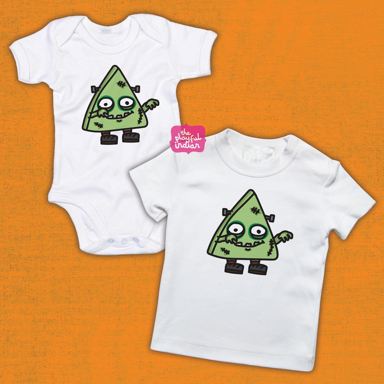 Halloween kids clothing