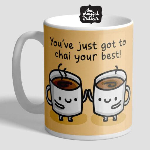 Chai Your Best Mug