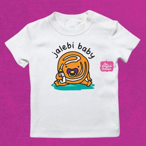 jalebi baby toddler tshirt